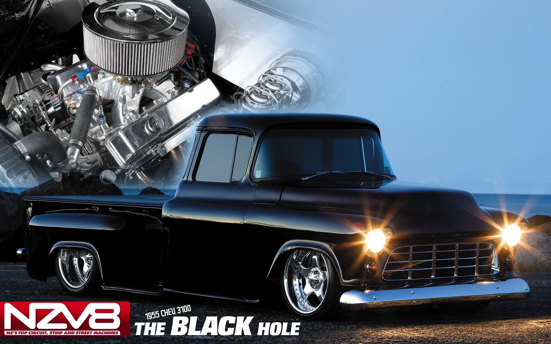 Hd 55chevy 3100 Truck Lowrider Wallpaper Download Free 135116 Camionetas Firmes