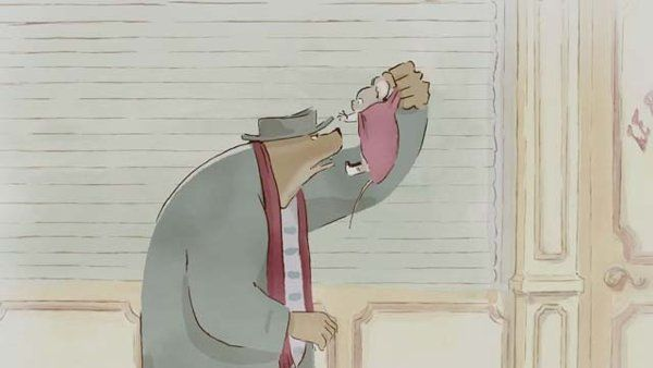 Ernest And Celestine Trailer Ernest And Celestine Animated Movies Animation Film