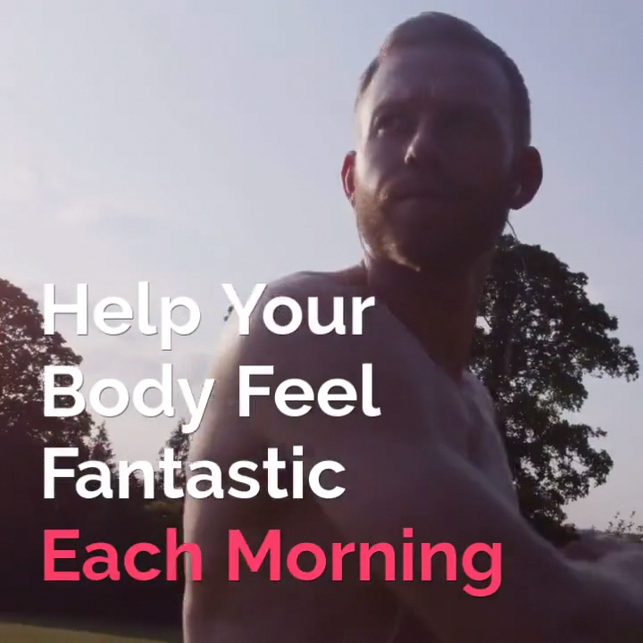 Do you feel fantastic when you wake up each morning? Get inspired! Starting the morning off right is...