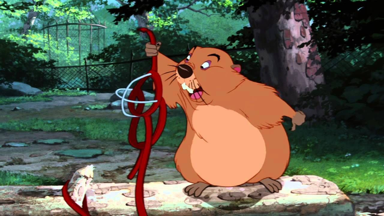 Lady And The Tramp Lady And Tramp Meet Beaver Lady And The Tramp Disney Ladies Disney Facts