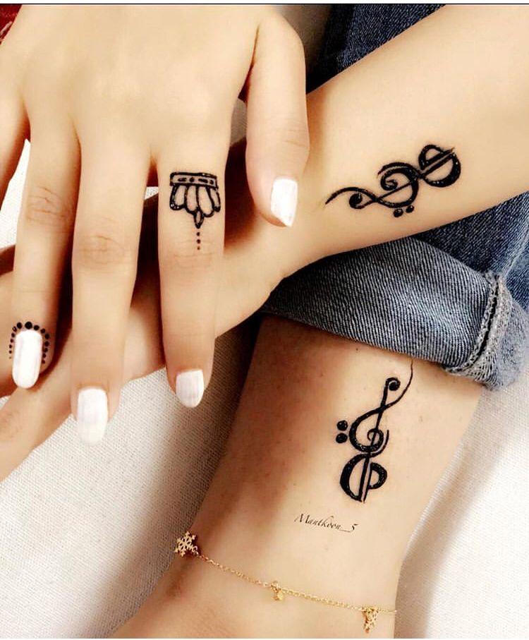 Henna Tattoo Designs Simple Image By Nina On Tattoo Simple Henna
