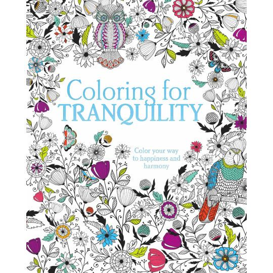 <div><div>Adult coloring books are all the rage and this book is designed specifically to help y...