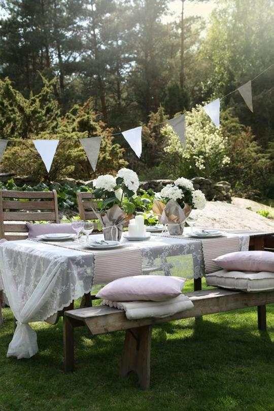 40 Gartenideen Fur Ihre Sommerparty Deko Summer Party