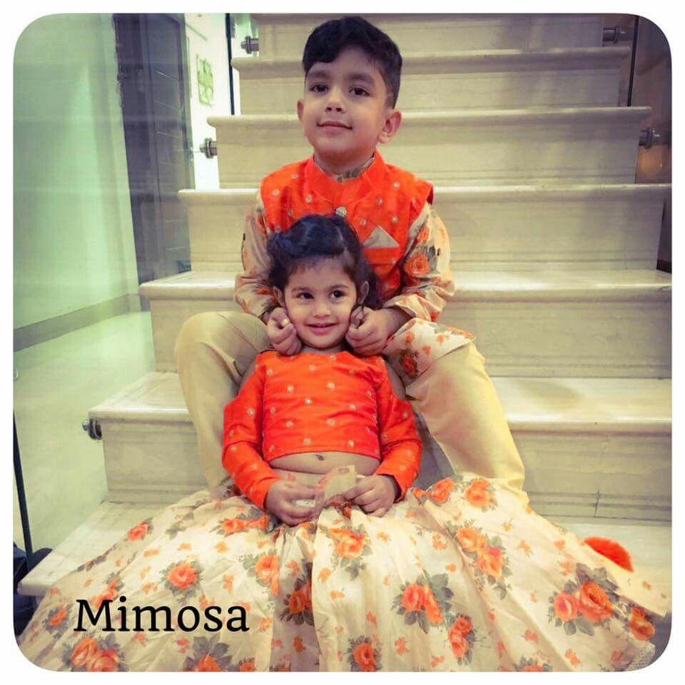 Lovely Brother N Sister  Kids Fashion  Kids -7069