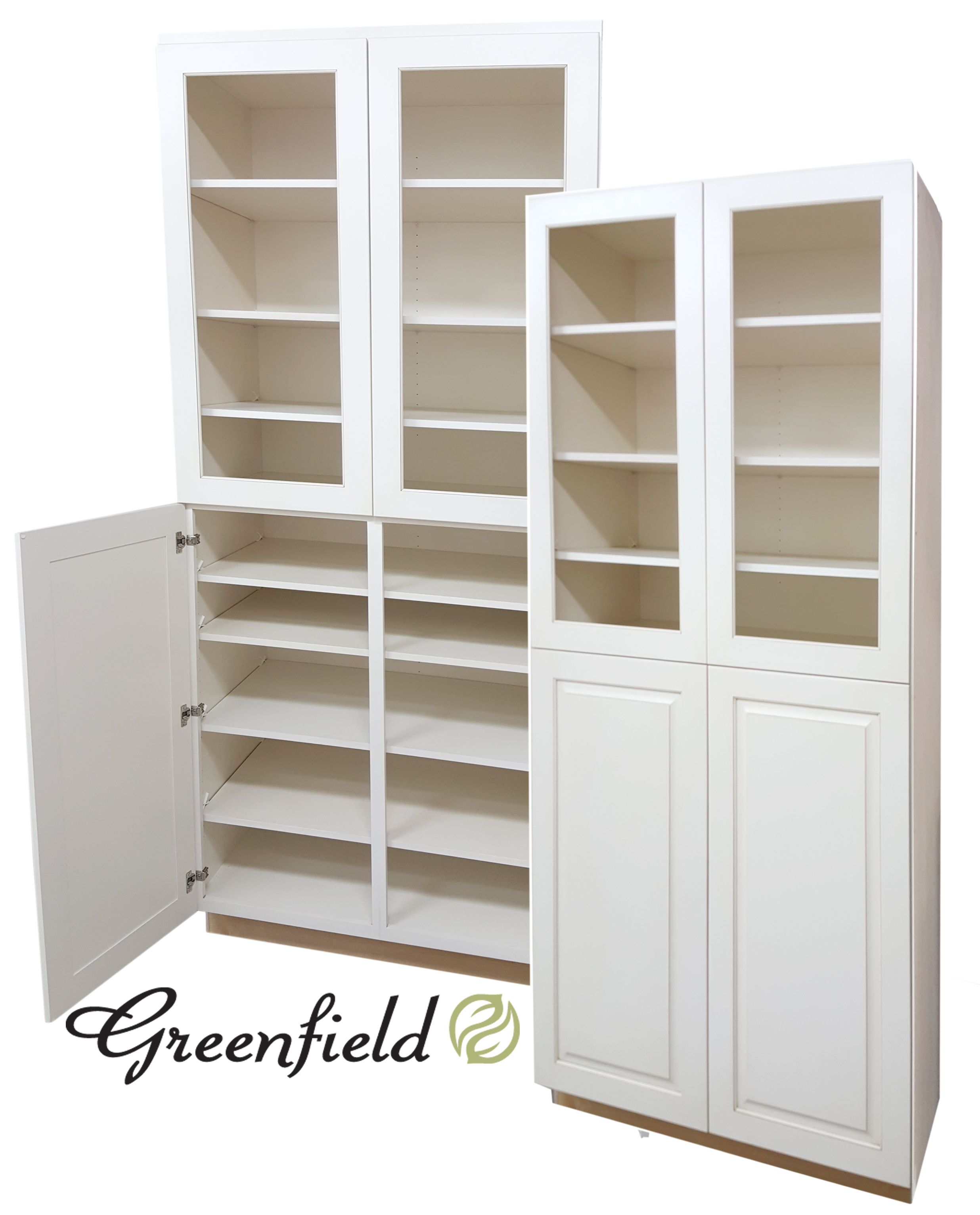 Love This Tall Utility Cabinet For Her Closet Jackson J Door Style In Glacier With Brown Glaze