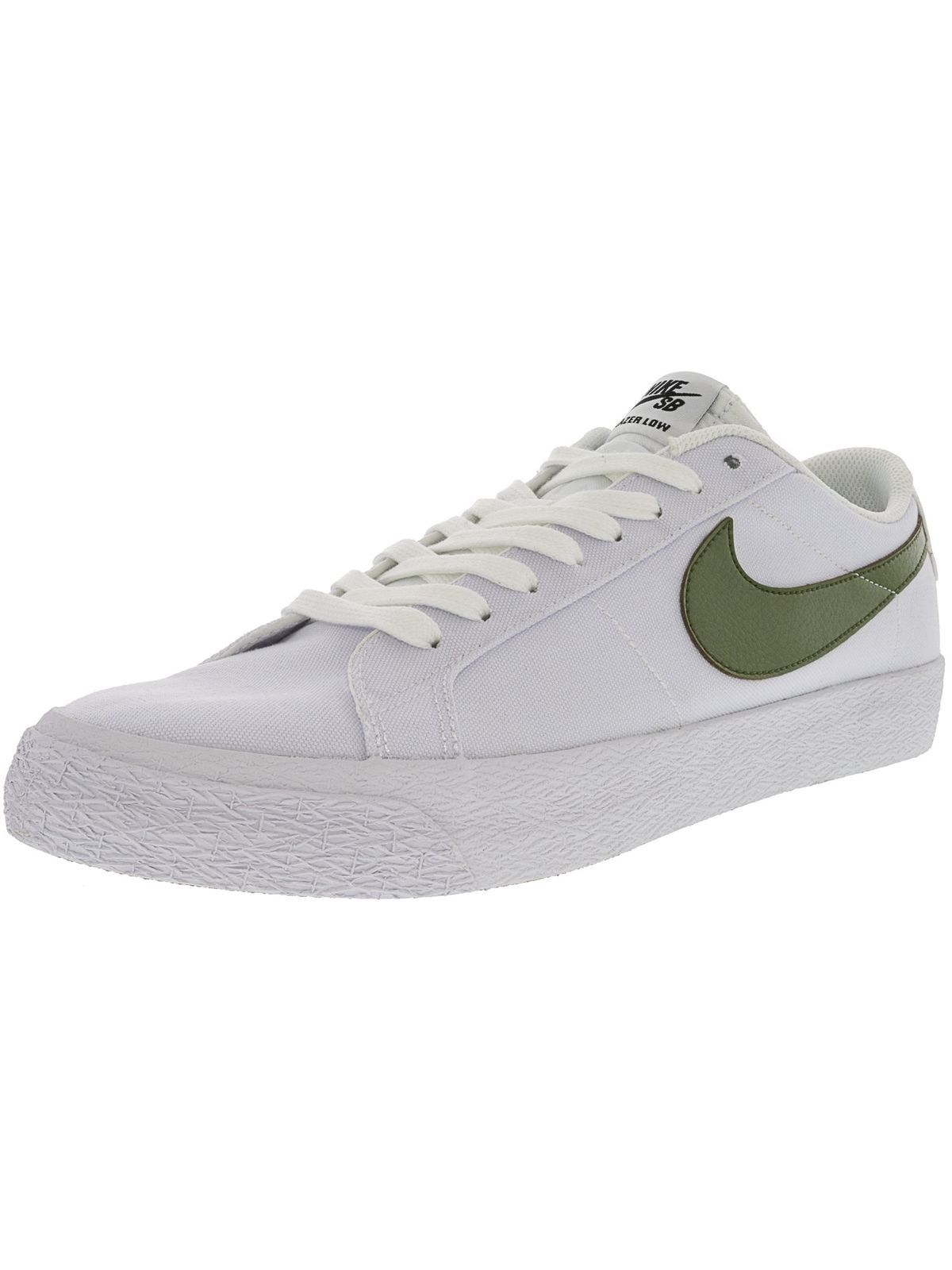 save off 43944 5ec7f Hit the skate park in a fresh new pair of Sb Blazer Zoom Low shoes by Nike.  The durable canvas and rubber soles make this the perfect skateboarding shoe .