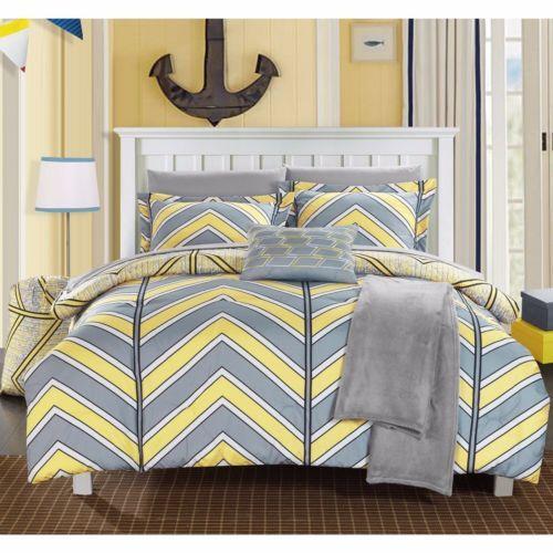 Alternative Goose Down Comforter Full Double Size Duvet Insert Color Plush Fiberfill Box