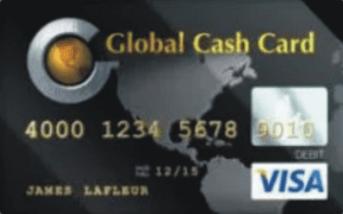 View On The Global Cash Card Global Cash Card Login Credit Card App Prepaid Credit Card Cash Card