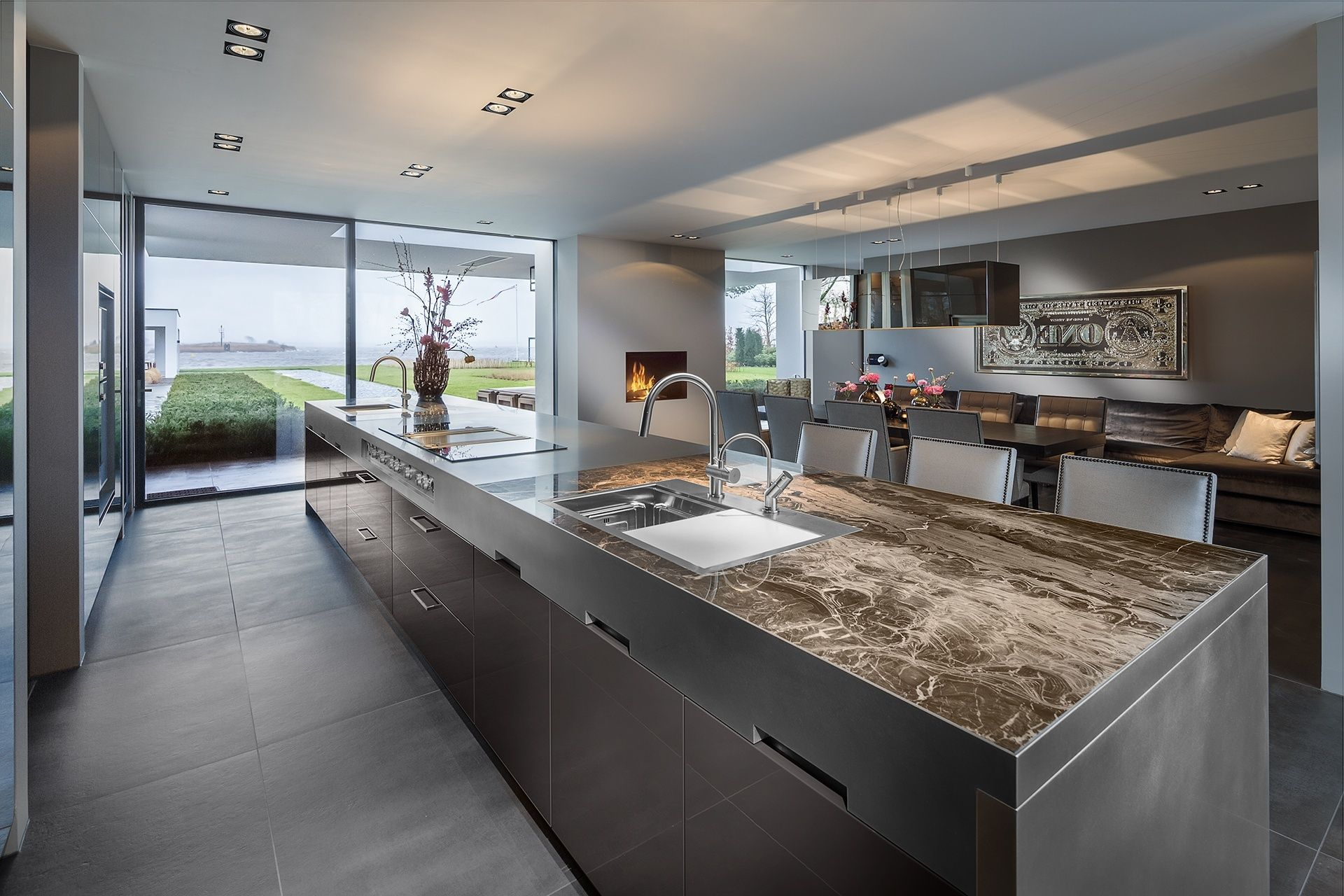 Best Culimaat High End Kitchens Interiors Italiaanse 400 x 300