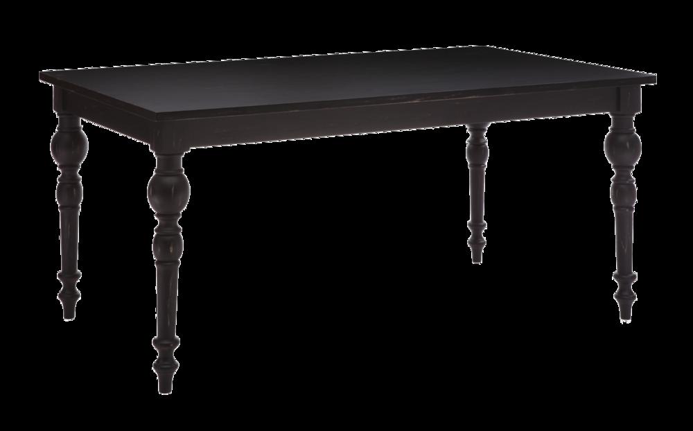 Soma Dining Table Black - Zuo Modern - $790.00 - domino.com