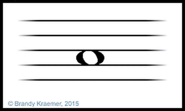Whole Note Musical Symbols Notes Music Notes Piano Music Notes