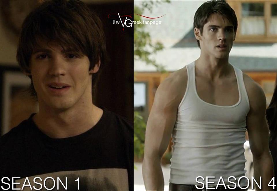 He ages well. :) | Vampir