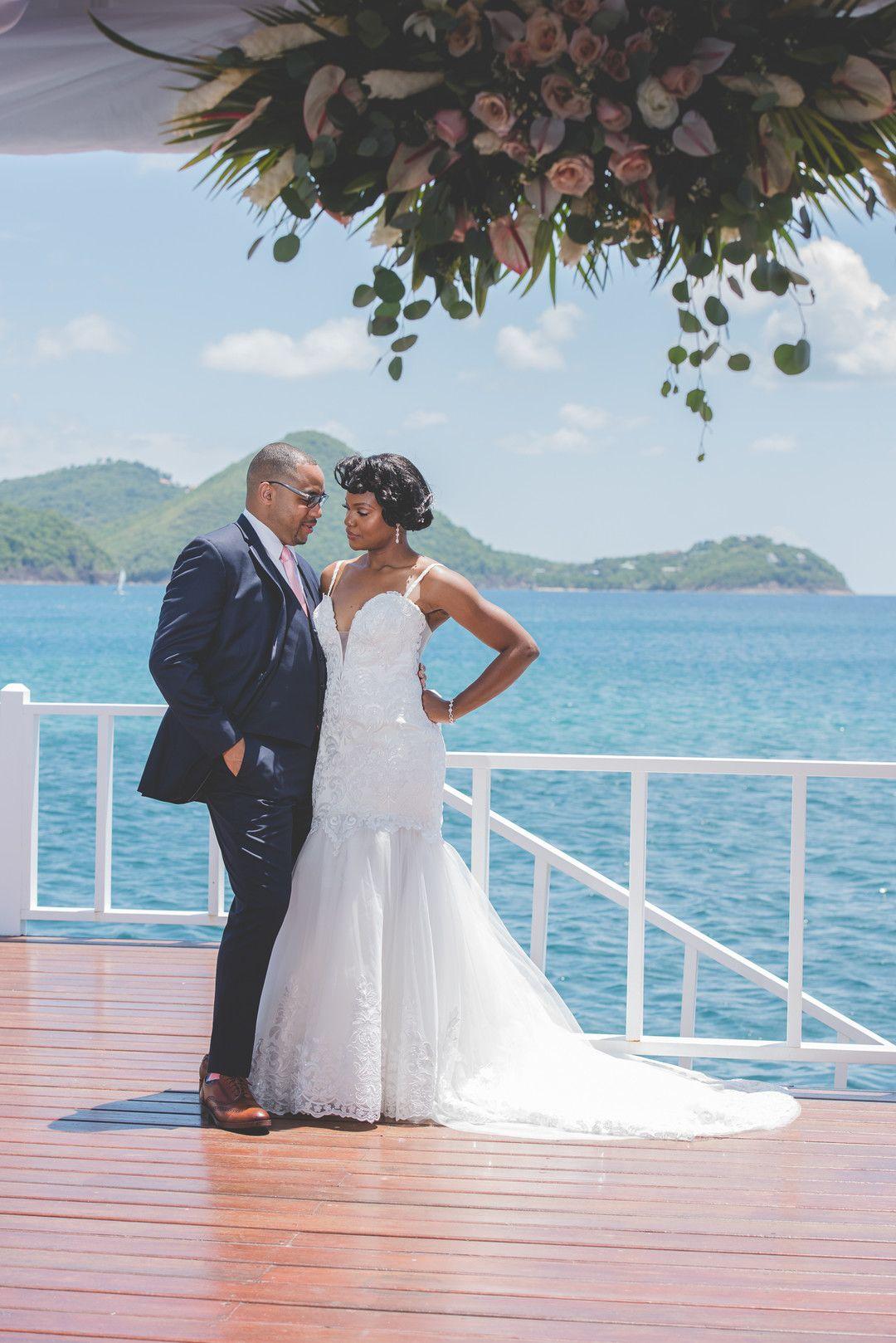 Cyndie allens destination wedding in sandals grande st