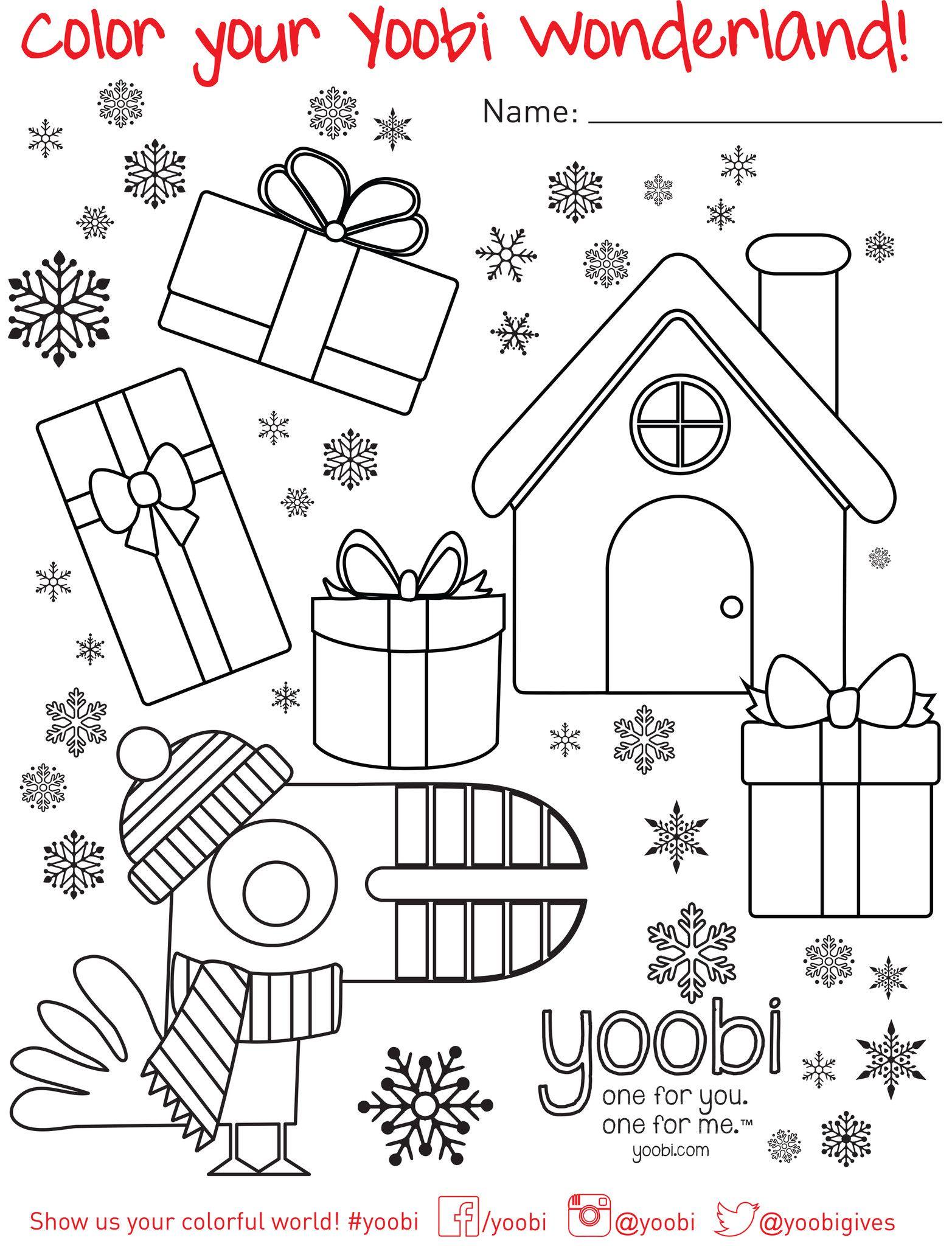 Holiday Activity Sheets