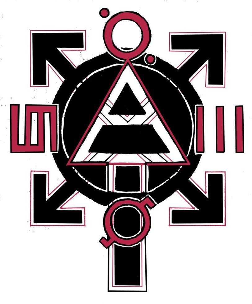 30 Seconds To Mars Symbols Thirty Seconds To Mars Symbols By