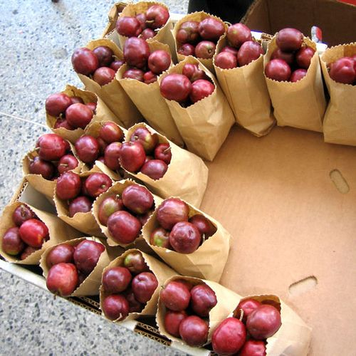 plums for sale by nicholaslaughlin, via Flickr