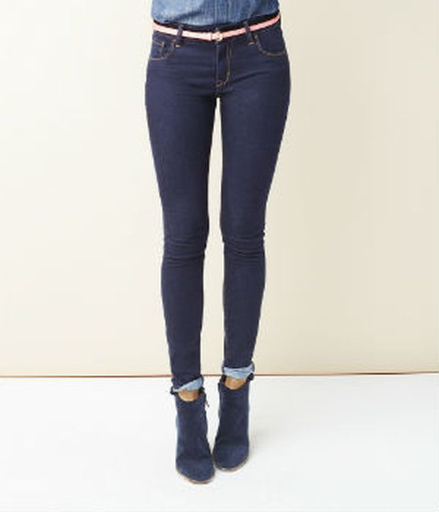 Good skinny jeans for boots