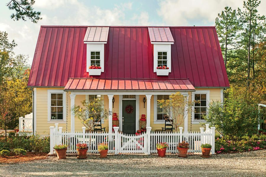Charming Home Exteriors Cottage House Plans Cottage Style Homes Porch House Plans