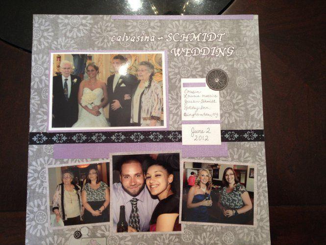 Layout: Wedding