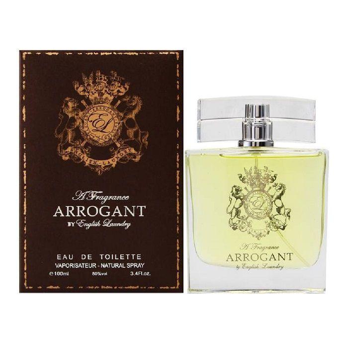 Arrogant Cologne By English Laundry 3 4oz Eau De Toilette Spray
