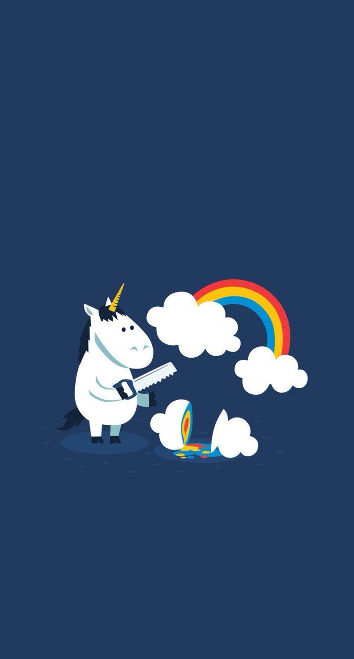 Badass Unicorn Unicorn Wallpaper Unicorn Funny Funny Wallpapers