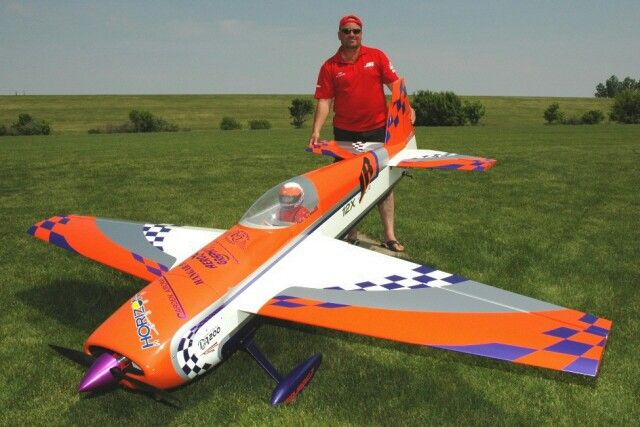 Big Carden Aircraft Extra 330