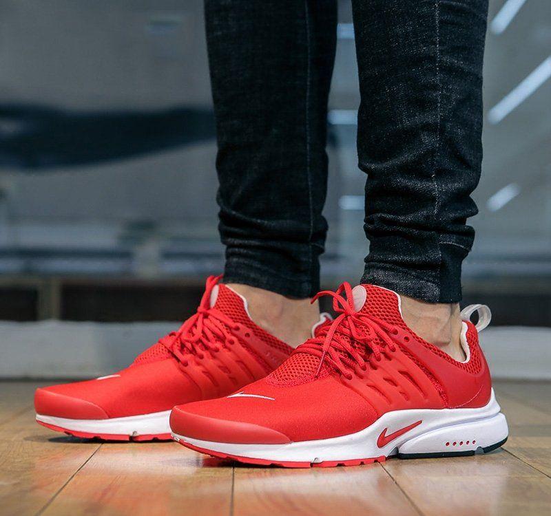 Nike Air Presto Essential University Red Nike Sneakers Nike Presto