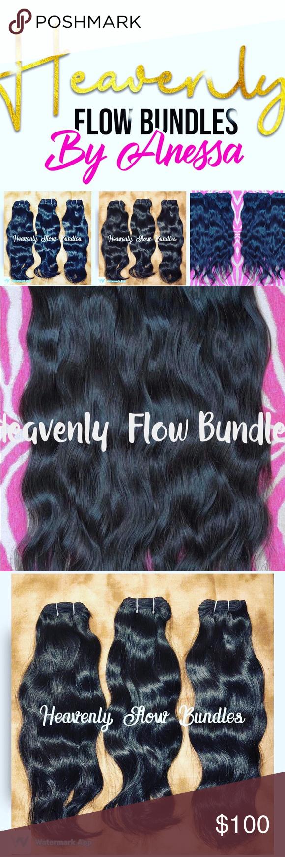 Indonesian Wavy Hair Wavy hair, Raw hair, Wavy