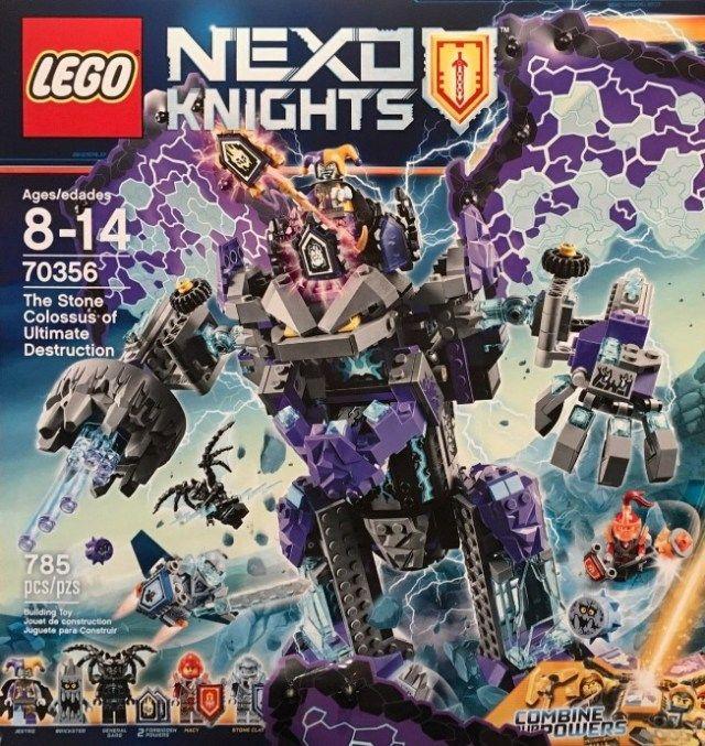 New York Toy Fair 2017 : les nouveautés City, Creator, Nexo