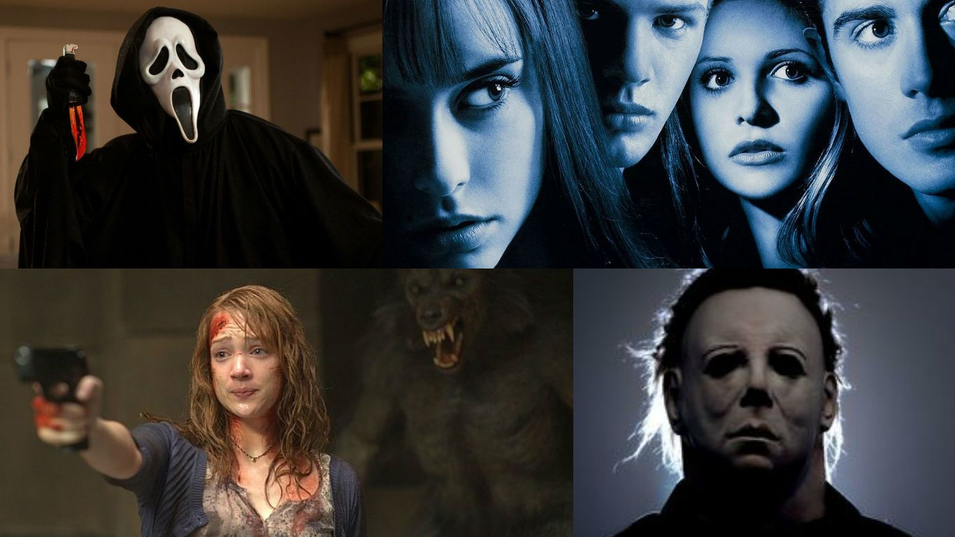 The 23 Best Teen Horror Movies Ever, Ranked   Television and