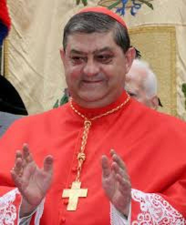 Napoli, Il presidente De Luca incontra il cardinale Sepe