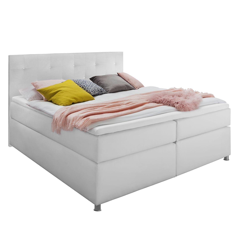 Beeindruckend Polsterbett 180x200 Mit Bettkasten Dekoration Von 160x200 Metallbett | Massivholzbett Akazie | 160x200