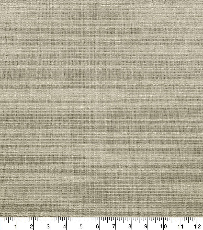 Outdoor Fabric Linen Texture Feather Grey