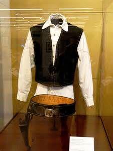 Elvis costume from the movie Charro.