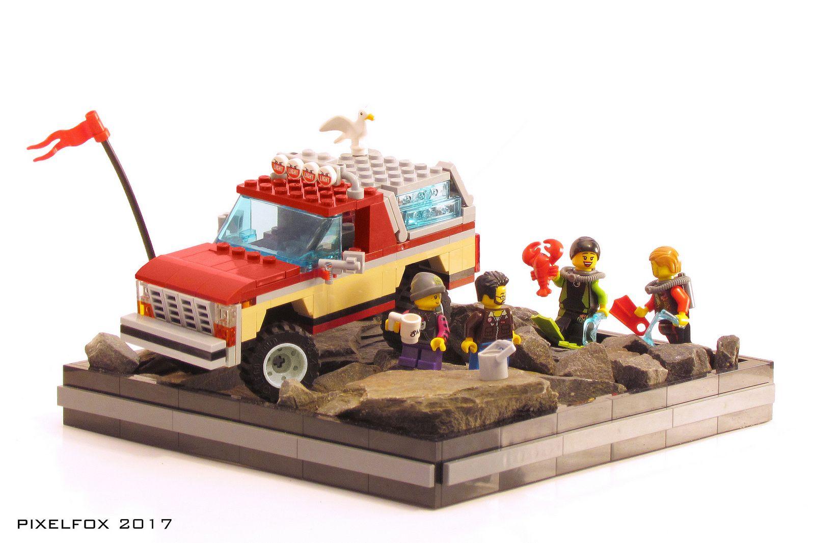 Ford Bronco 3rd Gen By Pixel Fox