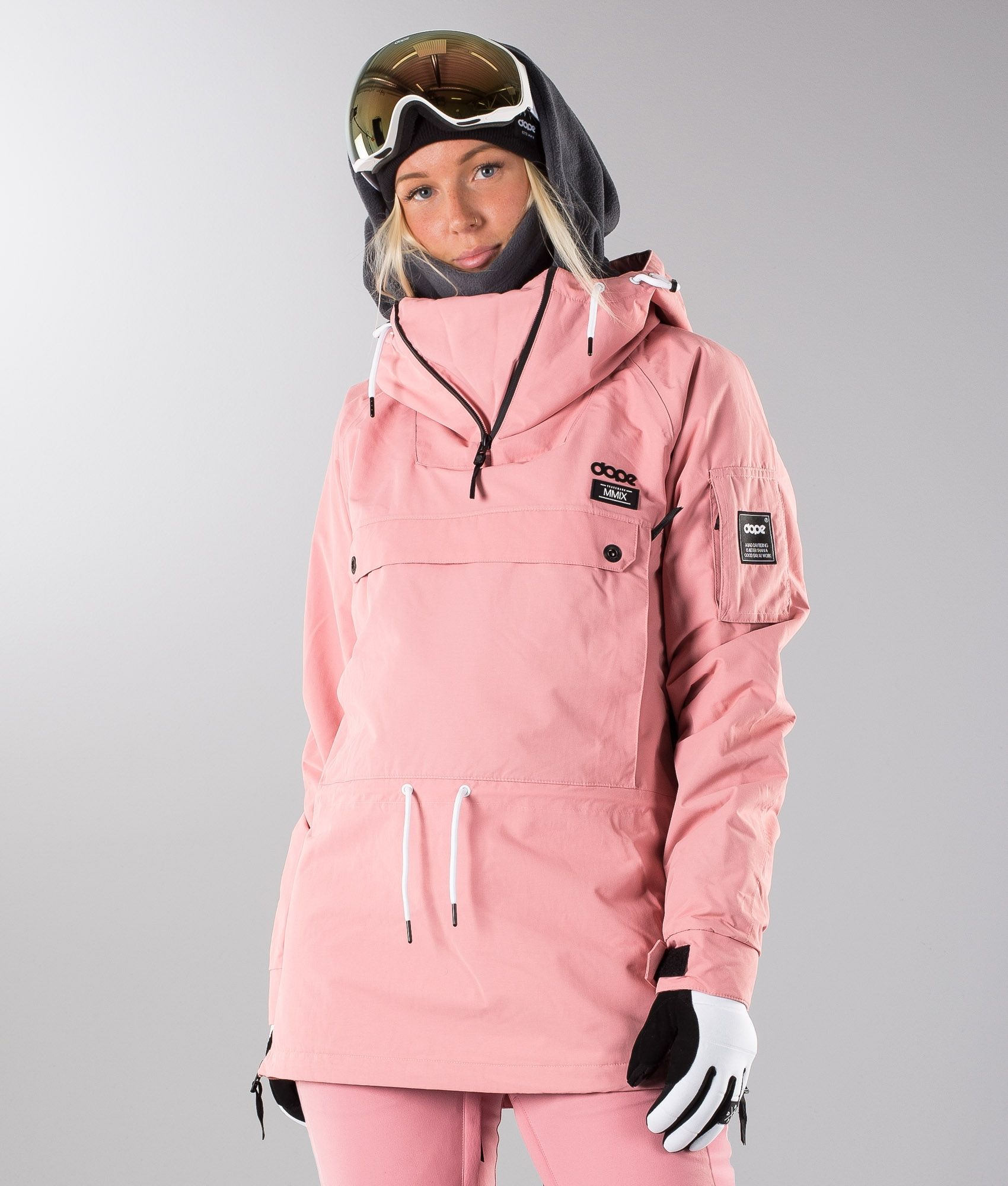 Dope Annok W Veste de Snowboard Pink eb97c153d