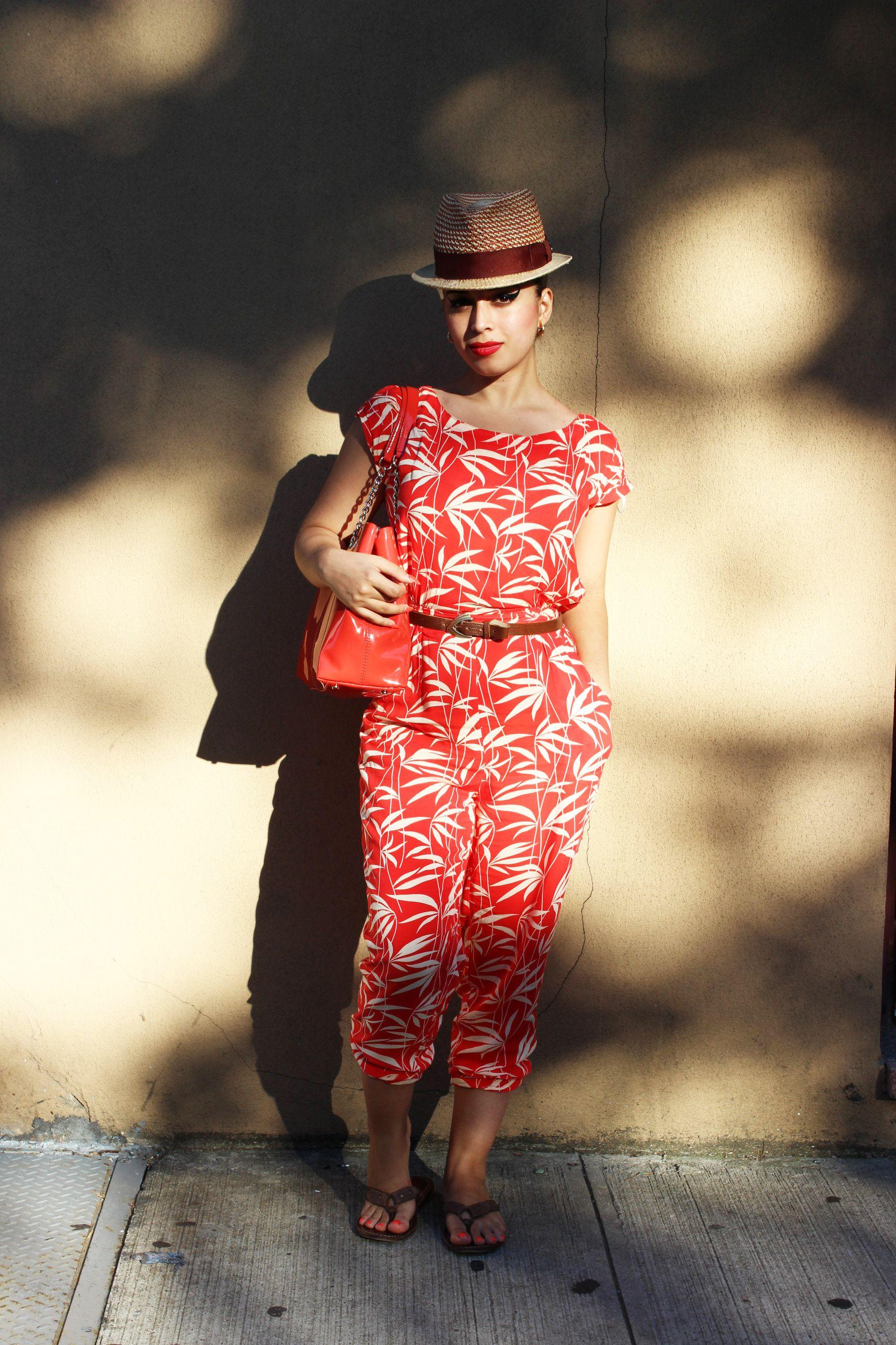 Havana Mama Fashion Mid Century Fashion Attire