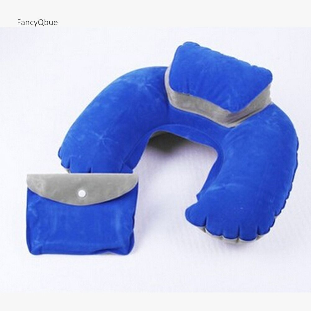 Travel Pillow Inflatable U Shaped