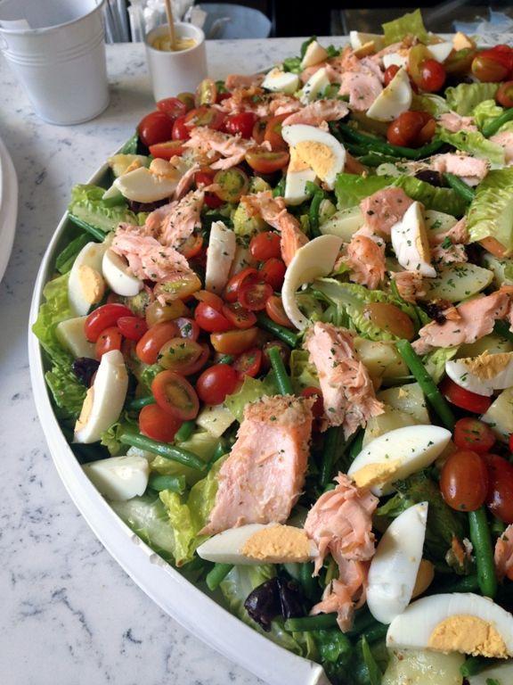 'Meat the Fish', #Beirut #Lebanon Salad Niçoise #cuisine