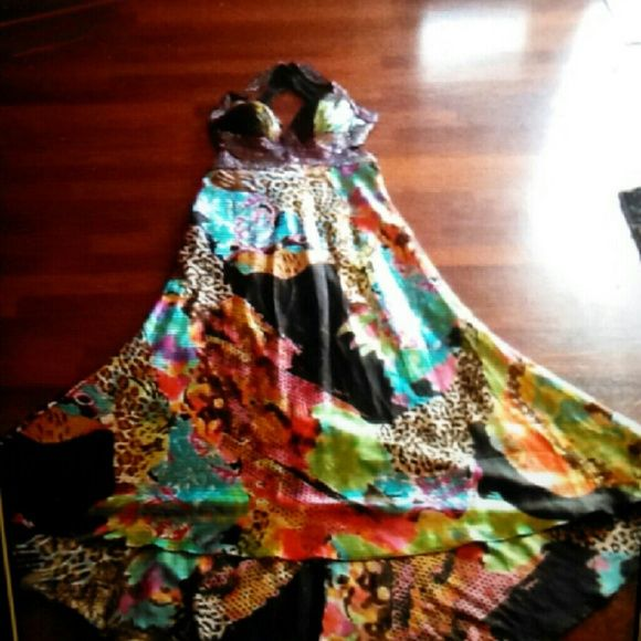 Cruise Ship or Formal Prom Dress Size 8 Dresses Maxi