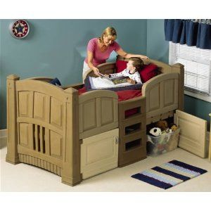 We Found The Step 2 Lifestyle Twin Bed For My Best Friends Four Year Old