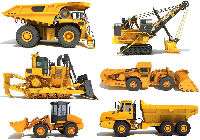 Construction Machinery & Heavy Equipment Supplier in UAE | Heavy equipment, Construction vehicles, Heavy construction equipment