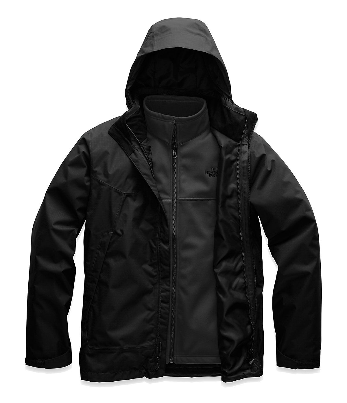 Men's Apex Risor Triclimate® Jacket   Triclimate jacket