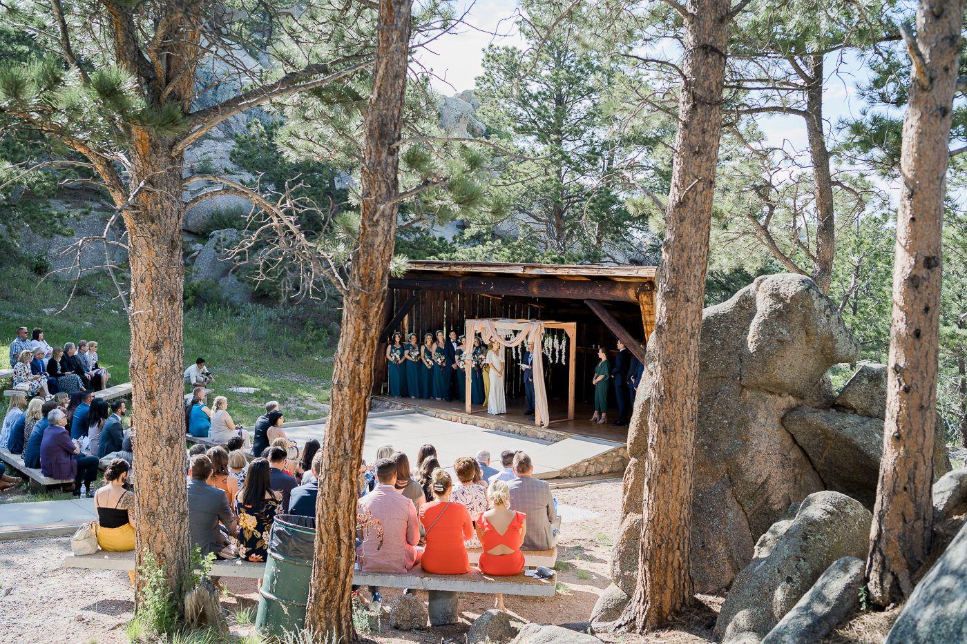 Alex & Shanele Wyoming weddings, Wyoming, State parks