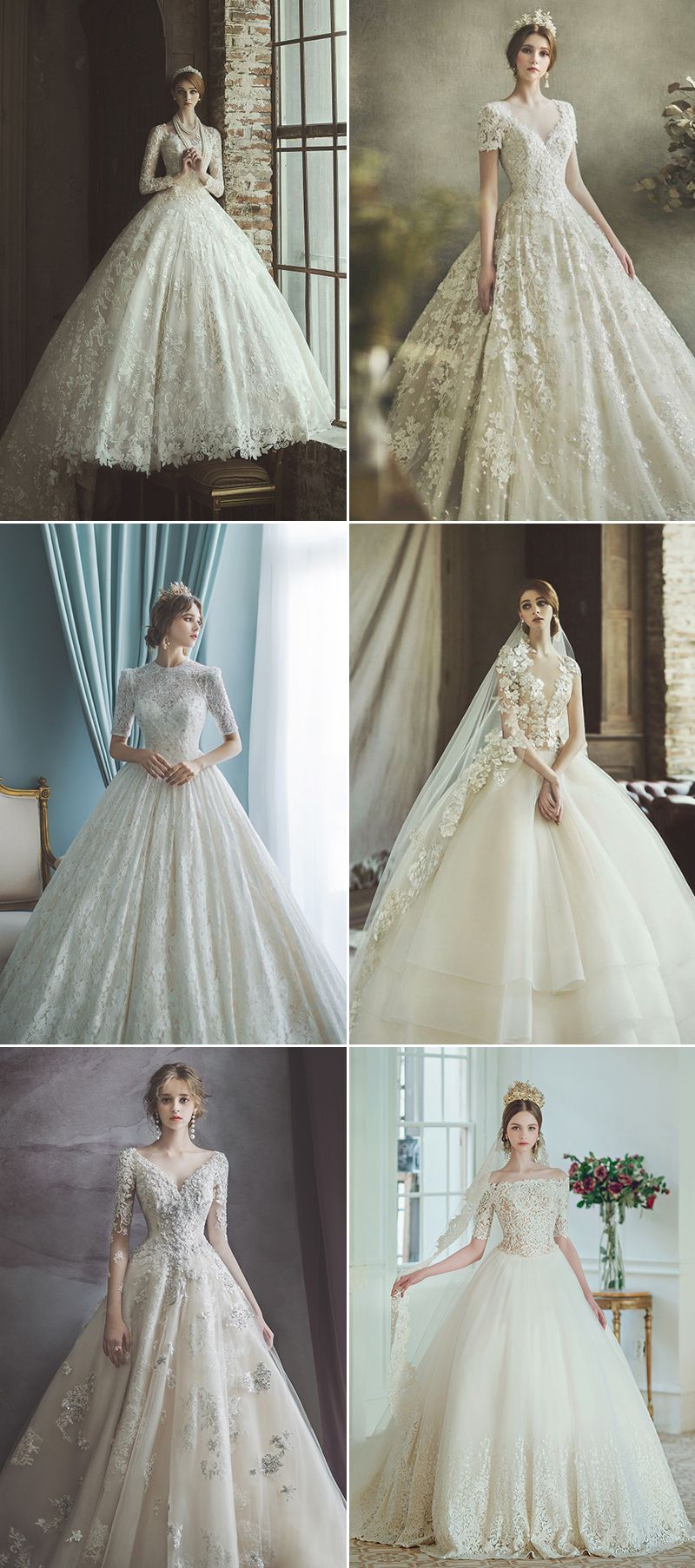 The Wedding Dress Wish List From Brides To Be 5 Gown Styles