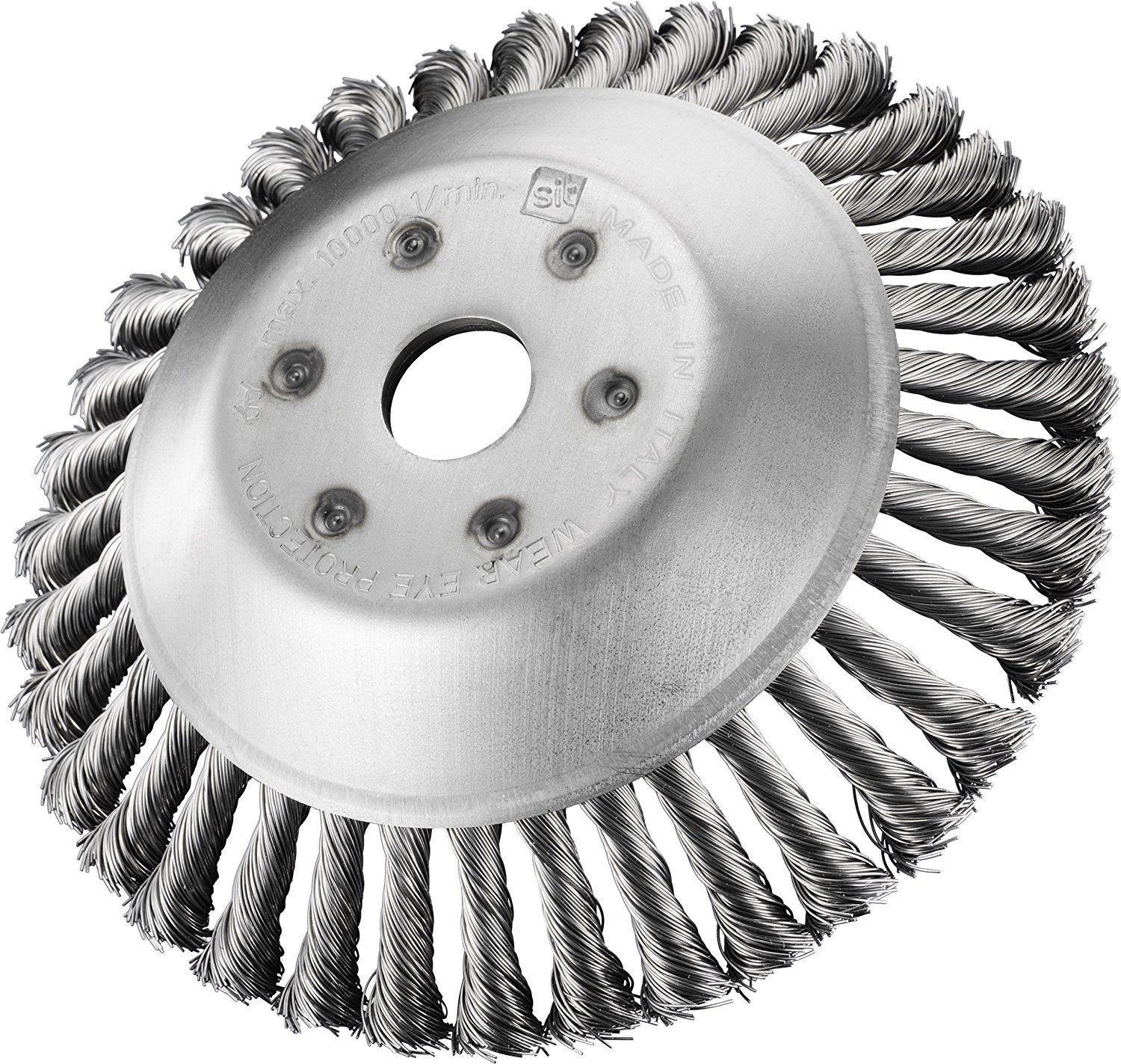 Sit CZ200 Conical Wire Brush Steel Wire for Brushcutter