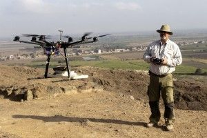 In Peru, drones help map archaeological treasures