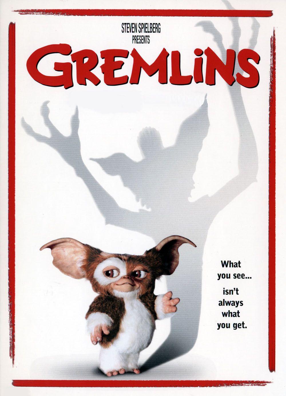 Gremlins!   OMG it's giving me flashbacks of my childhood. I've always wanted a mogwai