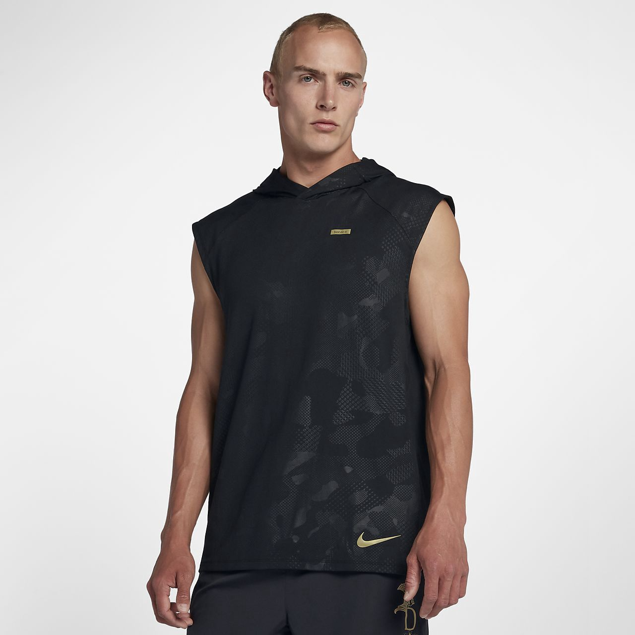 304ac903 Nike Element Men's Sleeveless Running Hoodie - S | Products ...