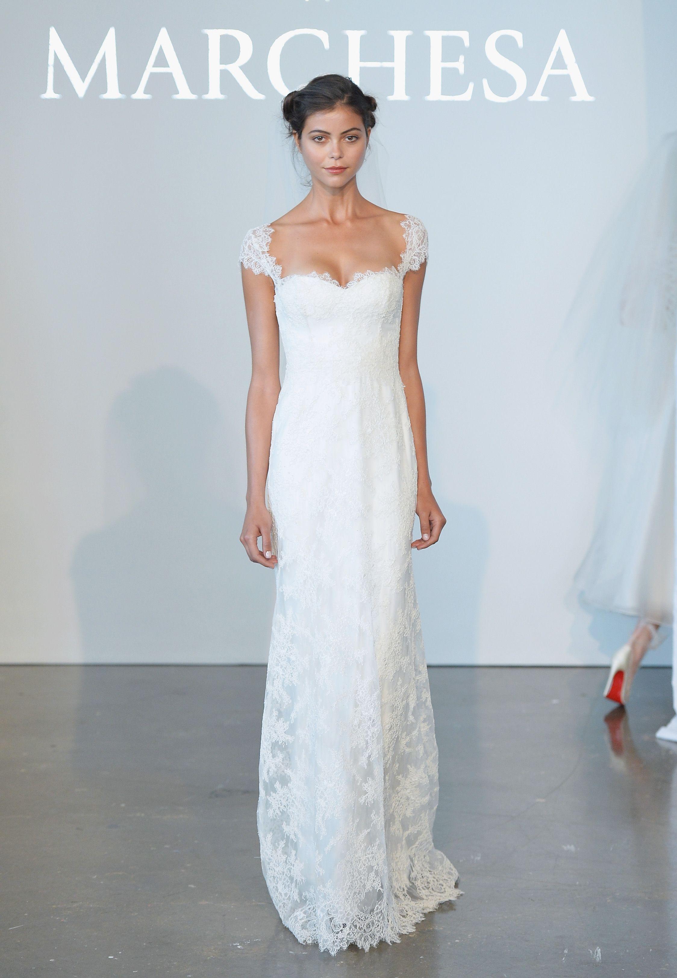 Attractive Marchesa Short Wedding Dress Component - All Wedding ...